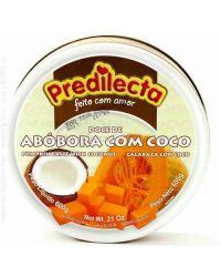 ABOBORA COM COCO PREDILECTA LATA ENLATADOS / VIDROS