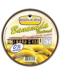 BANANADA NATURAL 0% AÇUCAR DIET & LIGHT