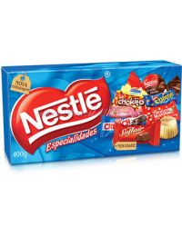 CAIXA NESTLE ESPECIALIDADES 400GR CHOCOLATE