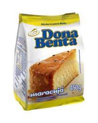 BOLO MARACUJA DONA BENTA BOLOS & MISTURAS