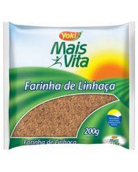 FARINHA DE LINHACA CEREAIS & FARINHAS