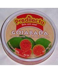 GOIABADA LATA PREDILECTA ENLATADOS / VIDROS
