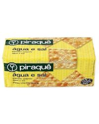 PIRAQUE AGUA E SAL SALGADO
