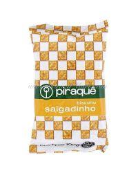 PIRAQUE BISCOITO SALGADINHO SALGADO