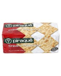 PIRAQUE CREAM CRACKERS SALGADO