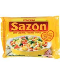 SAZON LEGUMES amarelo