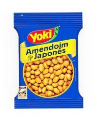 AMENDOIM JAPONÊS YOKI 150G CEREAIS & FARINHAS