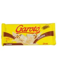 BARRA GAROTO COOKIE 180G CHOCOLATE