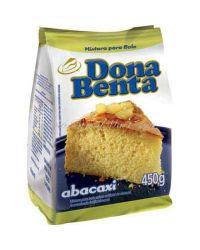 BOLO ABACAXI DONA BENTA BOLOS & MISTURAS