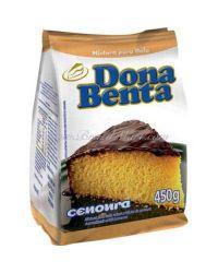 BOLO DONA BENTA CENOURA BOLOS & MISTURAS