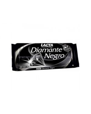 BARRA CHOCOLATE LACTA DIAMANTE NEGRO 150G