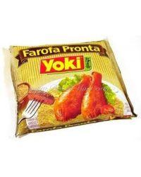 FAROFA PRONTA TEMPERADA YOKI FOOD