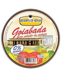 GOIABADA SEM ACUCAR 0 % DIET & LIGHT