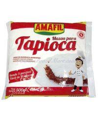 TAPIOCA FLOUR HYDRATED AMAFIL 500G GLUTEN FREE FAT FREE