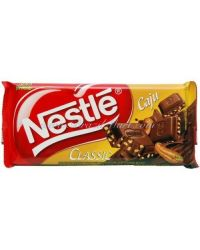 BARRA NESTLE CLASSIC CAJU CHOCOLATE