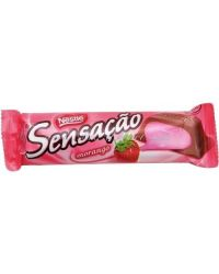 CHOCOLATE SENSACAO MORANGO CHOCOLATE