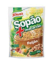 SOPÃO MACARRÃO FEIJÃO SOPAS & CREMES