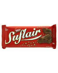 CHOCOLATE SUFLAIR 50G CHOCOLATE