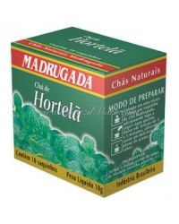 CHA HORTELA MADRUGADA CHÁ