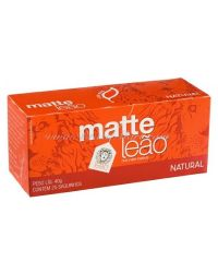 CHA MATE LEAO NATURAL 40GR