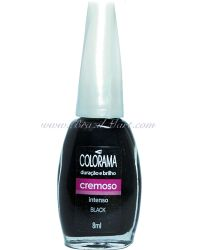 ESMALTE COLORAMA BLACK COLORAMA