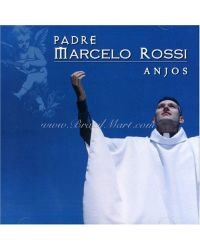 CD PADRE MARCELO ROSSI ANJOS CD
