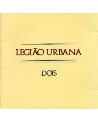 CD LEGIAO URBANA DOIS POP & ROCK