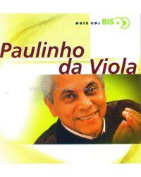 CD PAULINHO DA VIOLA DOIS BIS MPB