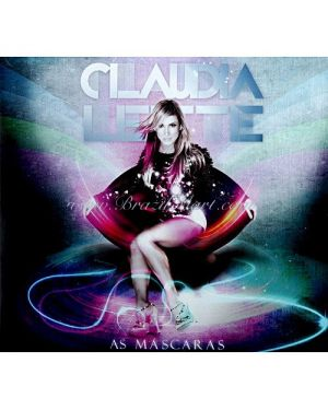 CD CLAUDIA LEITE MASCARAS