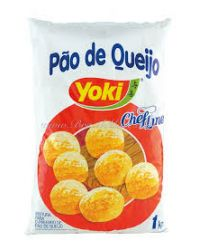 CHEESE BREAD YOKI 1KG CHEFLINE