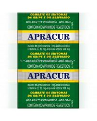 APRACUR VITAMINAS